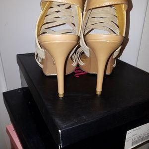 JustFab Shoes - Gladiator Heel